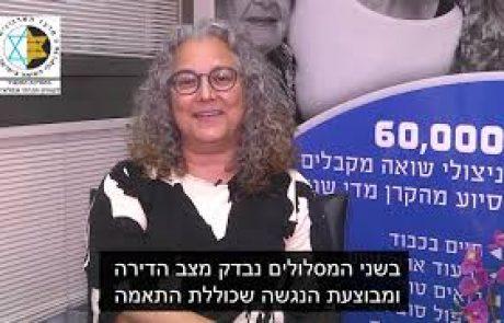הקרן לרווחת נפגעי השואה 15-11-2020