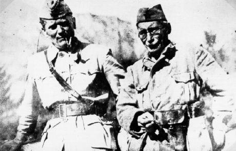 משה פיאדה יהודי ספרדי, פרטיזן, מנהיג ולאחר מלחמת עולם השניה תרם לעלית  יהודי יוגוסלביה למדינת ישראל