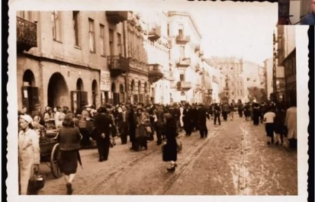 שמונים שנה לסגירת גטו ורשה