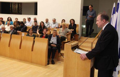 עצרת שנתית במלאות 72 שנים לגירוש יהודי מקדוניה