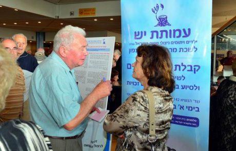 יריד הזכויות: פיצוי לילדי השואה