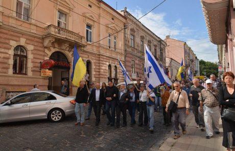המסע בנתיב השואה של יהדות רומניה וגיא ההריגה טרנסניסטריה